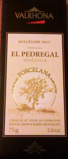 Valrhona El Pedregal 64% Dark Chocolate